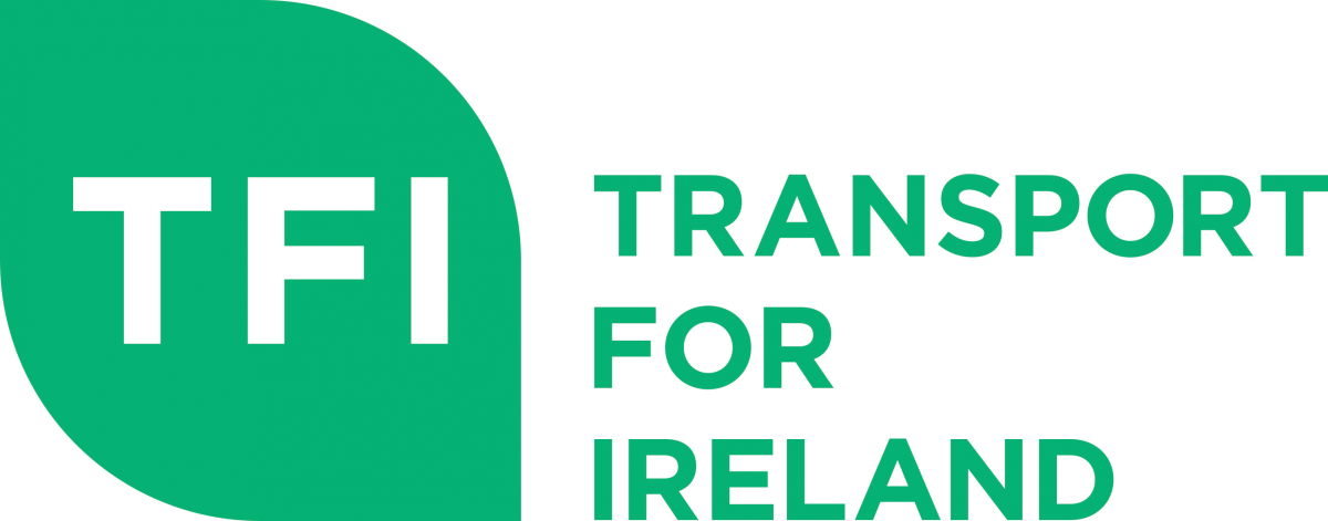 Transport for Ireland Logo