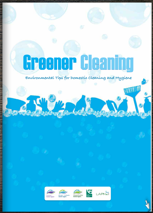Greener Cleaning Guide
