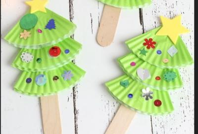 Festive Rhyme Time and Craft Session