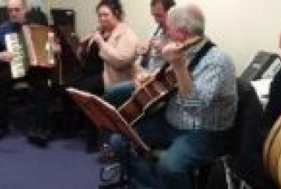 A Musical Evening with Local Artists in Bunclody Library