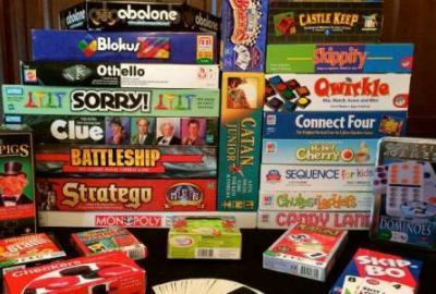Board Games Workshop with Manuel Gardenes | Wexford County