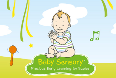 Baby Sensory Workshop with Ciara O'Reilly Sensory Learning and Development from Birth to 13 months