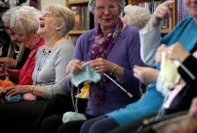 Bunclody Library Knitting Club