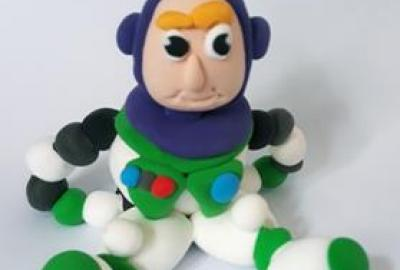 Claymazing Toy Story Workshops - Buzz Lightyear