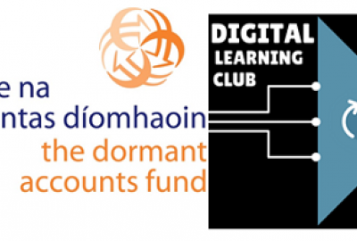 Image of Digital Learning Club in Gorey library