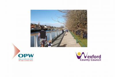 Public Exhibition - Proposed Enniscorthy Flood Defence