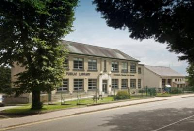 Picture of Enniscorthy library in Wexford