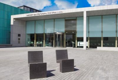 Picture of Gorey Library