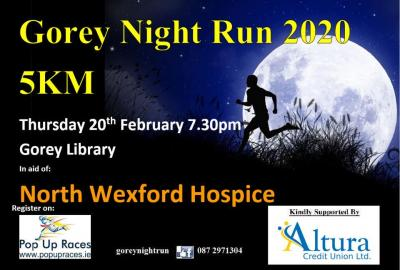Gorey Night Run 2020