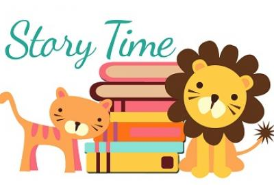 Image of Toddler and Baby Storytime in New Ross Library