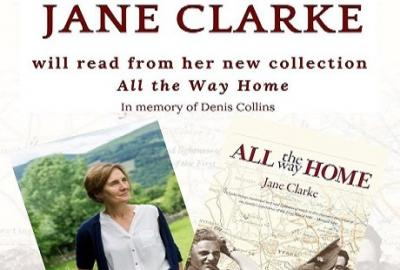 All the Way Home with Jane Clarke in memory of the late Denis Collins
