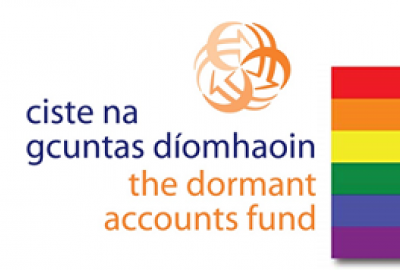 Image of the dormant accounts fund for Podcasting Workshops with LGBT+ Young People