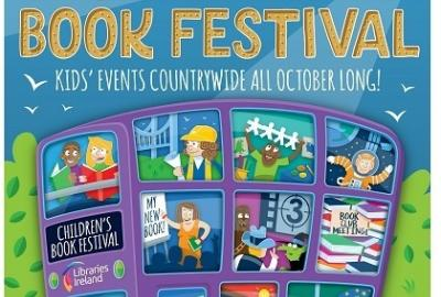 Image of Wexford Libraries Children's Book Festival October 1st - 31st 2019