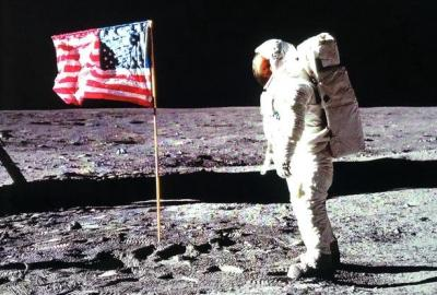 Moon Landing Anniversary Film Documentary