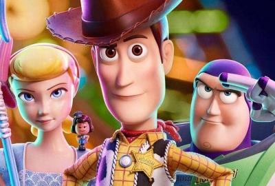 Image of Toy Story movie characters