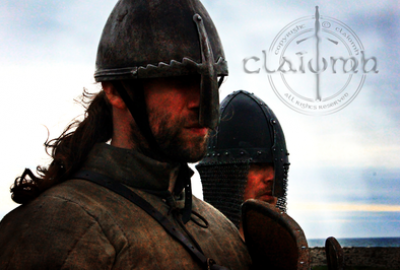 Claíomh are a living history group who portray historical life in Ireland c.795-1923.