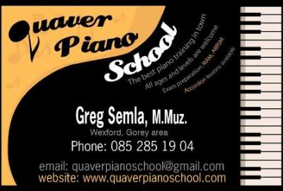 Music Recital with Greg Semla Quaver Piano School