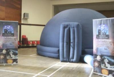 WexSci Big Bear Planetarium