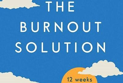Image of book cover The Burnout Solution by Siobhán Murray