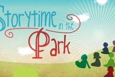 Babies, toddlers & parents, join Patricia in Library Park for this special outdoor story & rhymetime.   This outdoor event is we