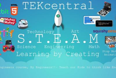 Summer Coding classes with TEKCentral