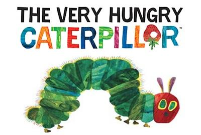 Cover of the book The Very Hungry Caterpillar for Storytime in Enniscorthy Library