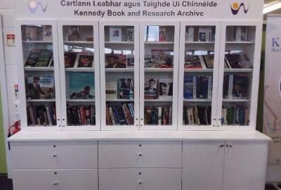 Image of The Kennedy Book and Research Archive in New Ross Library