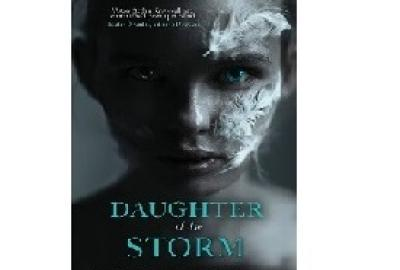 Image of book cover of Tina Callaghan Book Launch - Daughter of the Storm