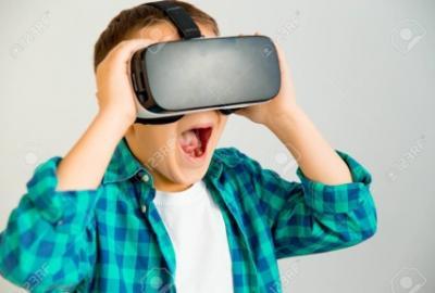 VR Headsets Demonstration