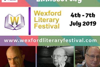 Wexford Literary Festival in Enniscorthy lIbrary