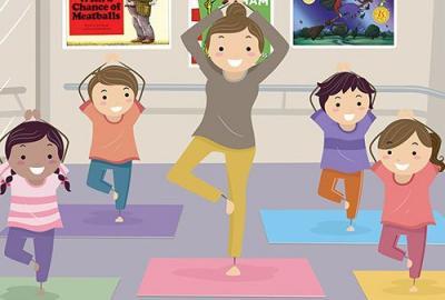 Yama Yoga Storytime