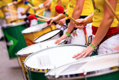 Samba Drumming Workshop