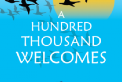 Image of Book Launch A Hundred Thousand Welcomes - the Story of City of Sanctuary by Tiffy Allen