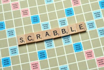 Scrabble Club in Gorey Library
