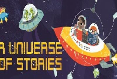 WexSci - In A Galaxy Far, Far Away – Interactive Storytime with Caroline Busher