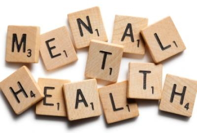 Mental Health Spelled out