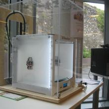 3D printer at Wexford Library