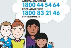 Support Talk for Children with Asthma with Lisa Higgins from The Asthma Society of Ireland