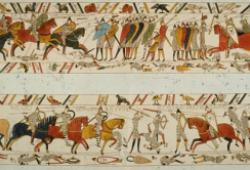 Create your own Bayeux Tapestry!