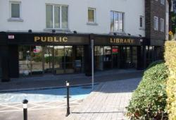 Image of Bunclody Library building