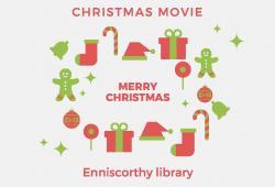 Christmas Movie and Popcorn!