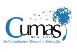 Image of Cumas Traditional Irish Music Band Logo