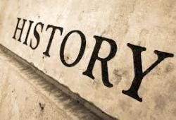Image of the words history for Monthly History Hosted by North Wexford Historical Society in Gorey Library