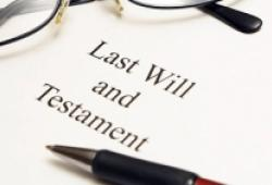 Making a Will with Solicitor Ethel Deacon