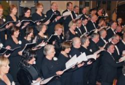 Christmas Choir with New Ross Singers