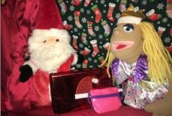 """Shine Bright Theatre Presents """"Timmy's Christmas Present"""", a Family Puppet Show"""