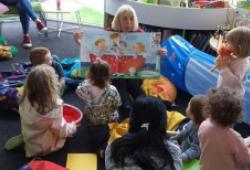 Supported Interactive Storytime with Patricia