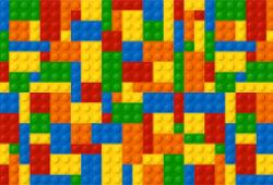 LEGO Mosaics for Children