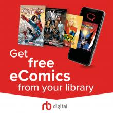 Digital Comics & Graphic Novels – RBdigital