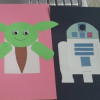 Star Wars Crafts and Film